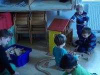 Interkultureller Eltern-Kind Treff